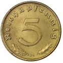 5 REICHPFENNIG