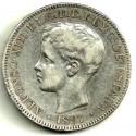 (1886 AL 1931) ALFONSO XIII DE BORBÓN