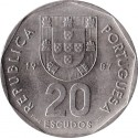20 ESCUDOS