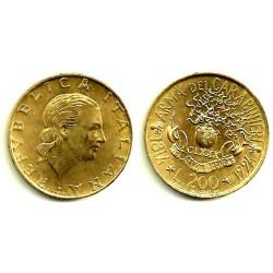 (164) Italia. 1994. 200 Lira (EBC)