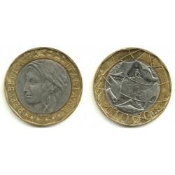 (194) Italia. 1997. 1000 Lira (SC)