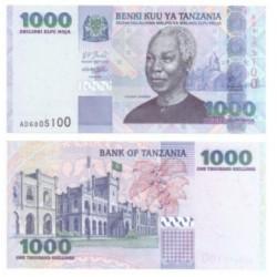 (36) Tanzania. 1000 Shilingi (SC)