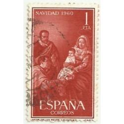 (1325)  1960. 1 Peseta