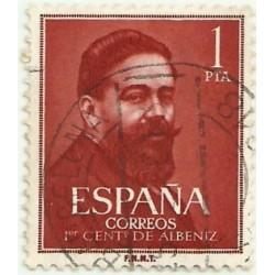 (1321)  1960. 1 Peseta