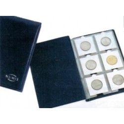 Álbum de bolsillo para Monedas Encartonadas