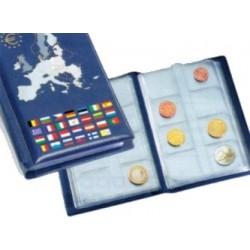 Álbum de bolsillo para Monedas de Euro