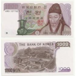 (47) Corea del Sur. 1987. 1000 Won (SC)