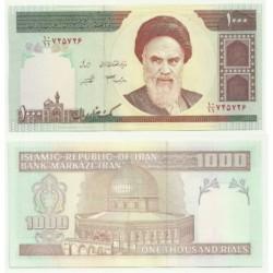 (143) Irán. 1000 Rials (SC)