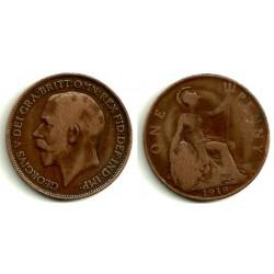 (810) Gran Bretaña. 1918. 1 Penny (BC)