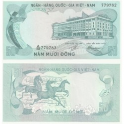 Viet Nam. 50 Dong (SC)