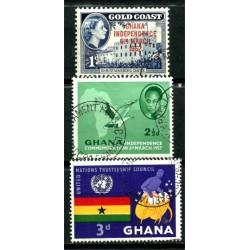 Ghana. Lote variado