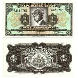 (239) Haití. 1979. 1 Gourde (SC)