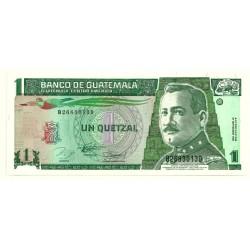 (90) Guatemala. 1994. 1 Quetzal (SC)