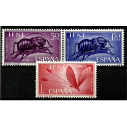 Sidi Ifni. 1965. Serie Completa. Pro Infancia