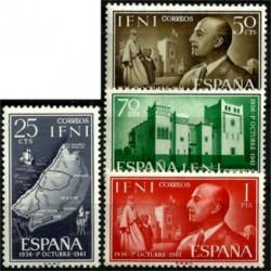 Sidi Ifni. 1961. Serie Completa. 1936 - 1º Octubre