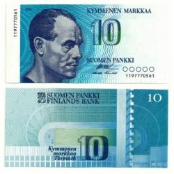 (113a) Finlandia. 1986. 10 Markaa (SC)