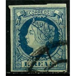 (55) 1860-61. 1 Real