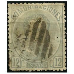 (122) 1872. 10 Céntimos