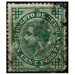 (183) 1876. 5 Céntimos