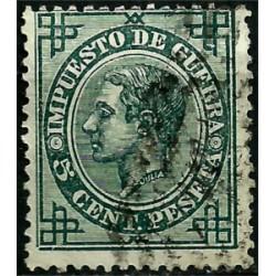 (183) 1875. 5 Céntimos
