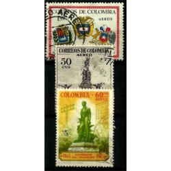 Colombia. Lote variado