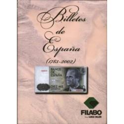 Billetes de España (1783-2002)