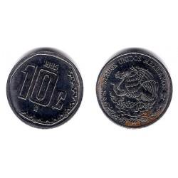 (547) Estados Unidos Mexicanos. 1995. 10 Centavos (EBC)