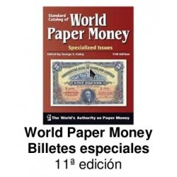 World Paper Money Billetes Especiales