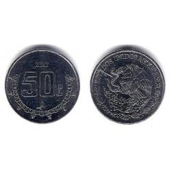 (936) Estados Unidos Mexicanos. 2012. 50 Centavos (EBC)