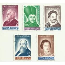 Rumania. 1990. Serie Completa. Personajes (Titu, Nicolae, Martha,..)