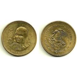 (563) Estados Unidos Mexicanos. 1992. 1000 Pesos (MBC)