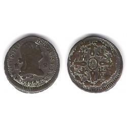 Carlos IV. 1797. 2 Maravedi (BC) Ceca de Segovia