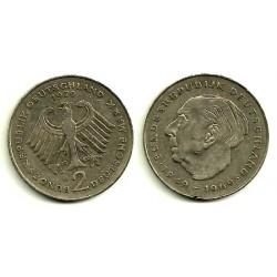 Alemania. 1979(G). 2 Mark (BC)