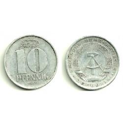 (10) Alemania Democrática. 1963(A). 10 Pfennig (MBC)