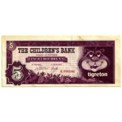 The Children Bank. 5 Children's
