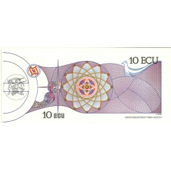Eufirserv (Expo 92). 10 Ecu (SC)