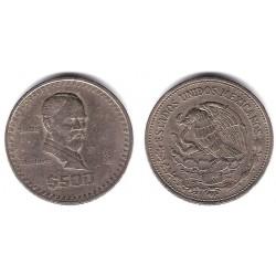 (529) Estados Unidos Mexicanos. 1988. 500 Pesos (MBC-)