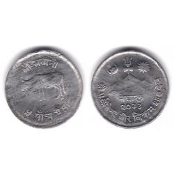 (802) Nepal. 1976. 5 Paisa (SC)