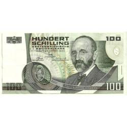 (150) Austria. 1984. 100 Shillings (EBC-)