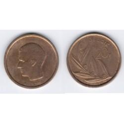 (162) Belgica. 1982. 20 Francs (MBC)