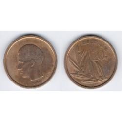 (159) Belgica. 1980. 20 Francs (BC)