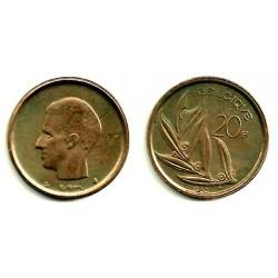 Belgica. 1980. 20 Francs (SC)