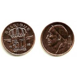 (149.1) Belgica. 1998. 50 Centimes (SC)