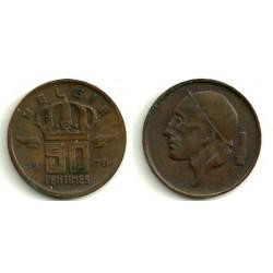 (148.1) Belgica. 1970. 50 Centimes (EBC)