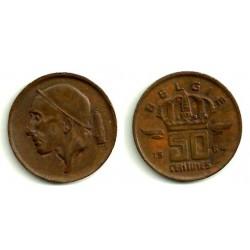 (148.1) Belgica. 1964. 50 Centimes (EBC)