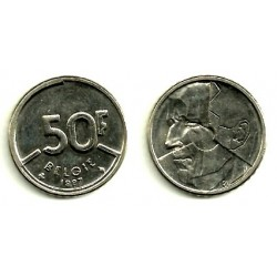 (169) Belgica. 1987. 50 Francs (SC)