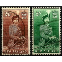 Nueva Zelanda. Serie mini