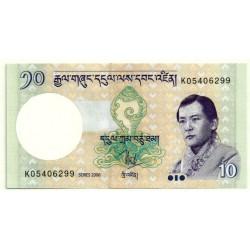 (29a) Bhutan. 2006. Ngultrum (SC)