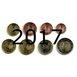 España 2017 Serie Completa (8 Valores)