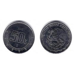 (936) Estados Unidos Mexicanos. 2013. 50 Centavos (EBC)